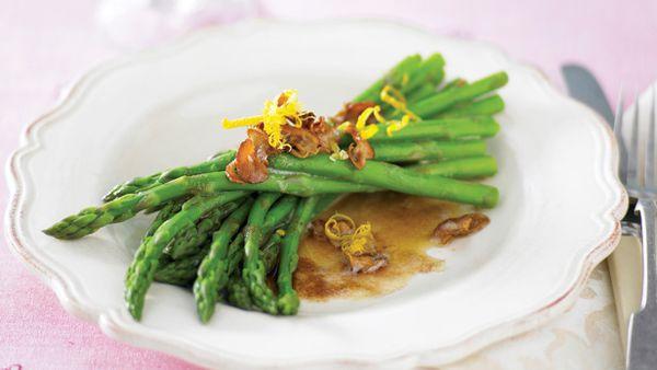 Asparagus bundles