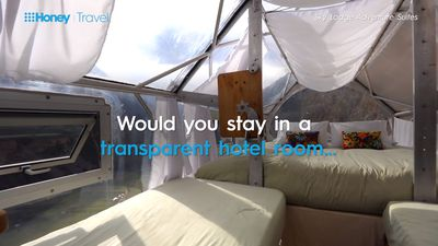 This may be the world's most terrifying hotel suite