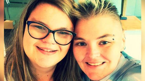 Clare Brown and her partner Loz, are both of JobSeeker and struggling to find a place they can afford to live in Sydney.