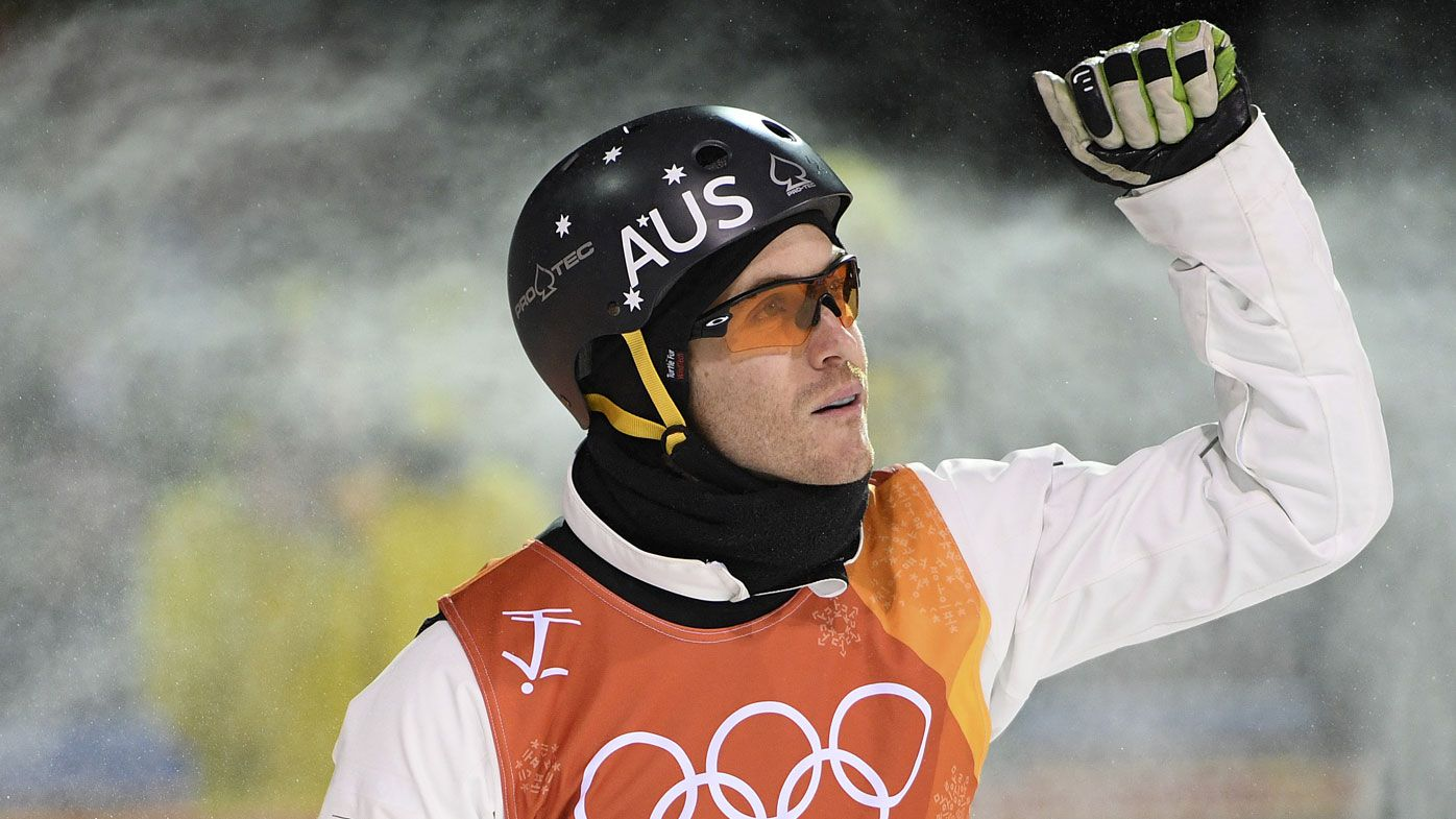 Aussie Morris out in Olympic aerials final
