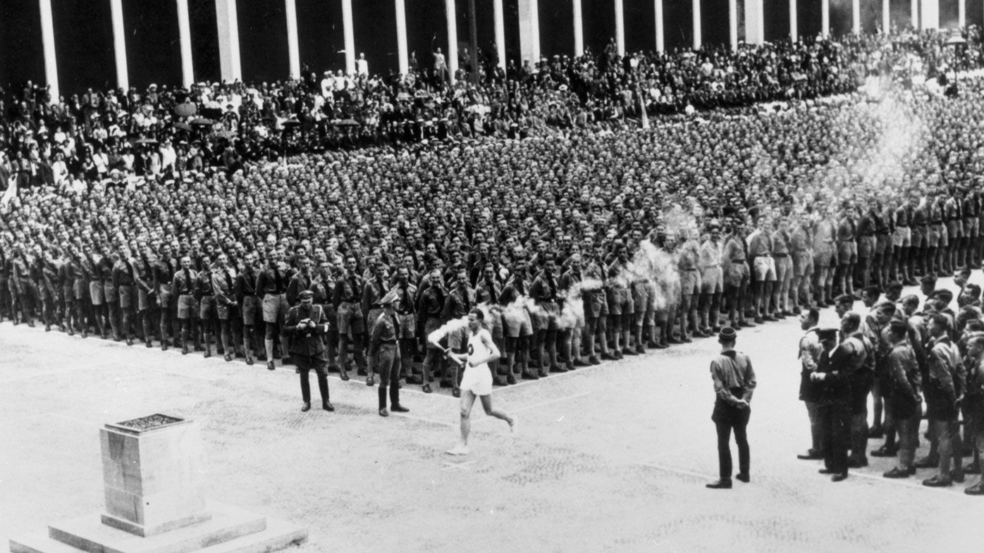IOC apologises, deletes tweet about 1936 Berlin Olympics