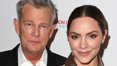 David Foster and Katharine McPhee in May 19, 2019