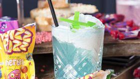 Wizz Fizz cocktail