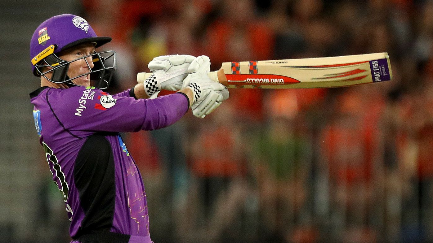 George Bailey slams BBL finals format ahead of Melbourne Stars clash