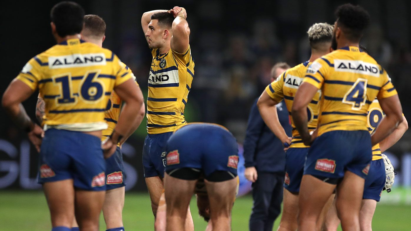 Raiders test will be Eels' true gauge, says coach Brad Arthur after Roosters thriller