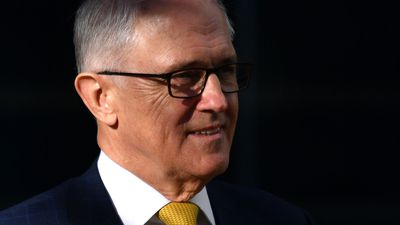 Turnbull's backflip in bid to stop leadership challenge