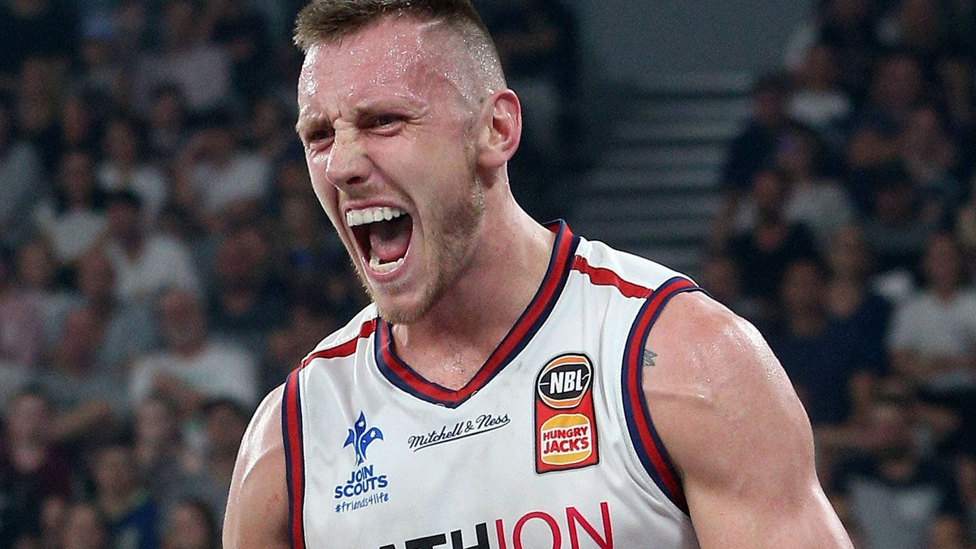 Boomers star Mitch Creek eyes NBA dream with Brooklyn Nets