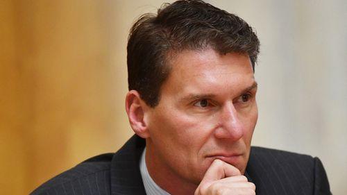 Senator Cory Bernardi has added a Victorian MP to his Australian Conservatieves Party. (AAP)