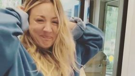 Kaley Cuoco has the sweetest reaction to her first Emmys nomination