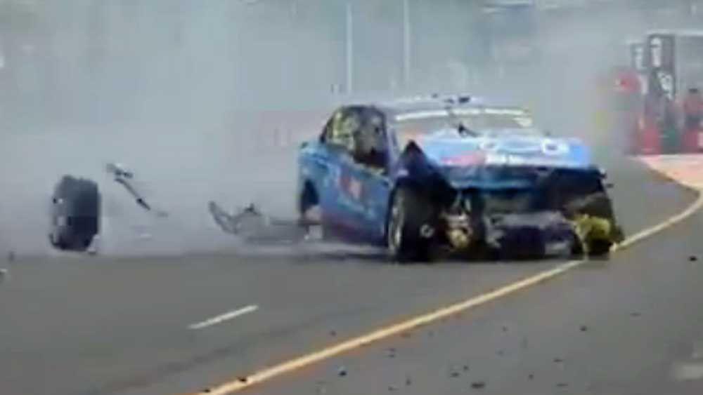No apologies for Gold Coast crash: Tander