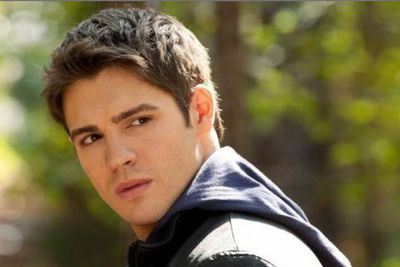 Fun fact: The <i>Vampire Diaries</i> star (he plays Nina Dobrev's brother in the show) is the grandson of retro Hollywood hottie Steve McQueen.