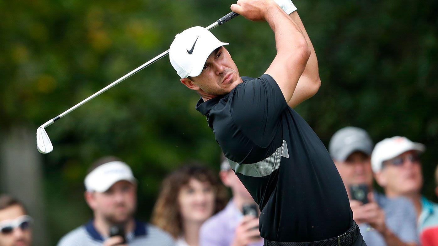 Brooks Koepka back on PGA Tour after stem cell treatment