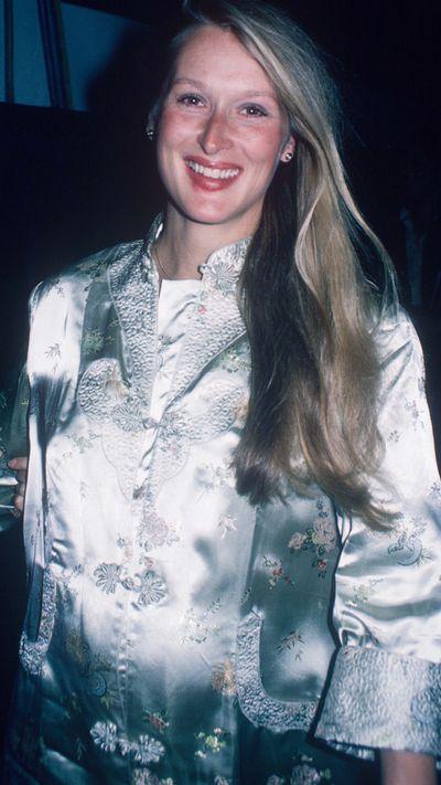 <p>Meryl Streep</p> <p>Oscar Nominee for Best Actress</p> <p><em>Florence Foster Jenkins</em></p>