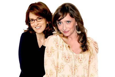 Jenna was originally intended to be portrayed by Rachel Dratch, Fey's former <I>Saturday Night Live</I> co-star and real-life pal — <I>30 Rock</I>'s unaired pilot features Dratch in the role. She had a few cameo appearances in early episodes, but has since disappeared from the series.