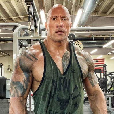 Most followed celebrities, Instagram, list, Dwayne 'The Rock' Johnson
