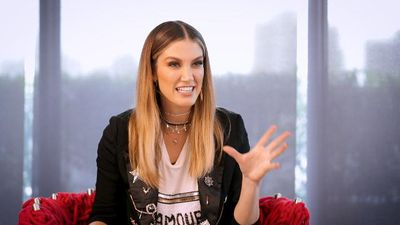 Delta Goodrem speaks out on The Voice feuds: 'I stay in my own lane'