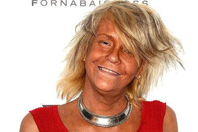 The other celebs may be guilty of bad tan fails, but when it comes to fake tanning, Patricia Krentcil, a.k.a. Tan Mom, could double as a professional street statue. The worst offense? She may or may not have forced her 5-year-old daughter into a sunbed too.