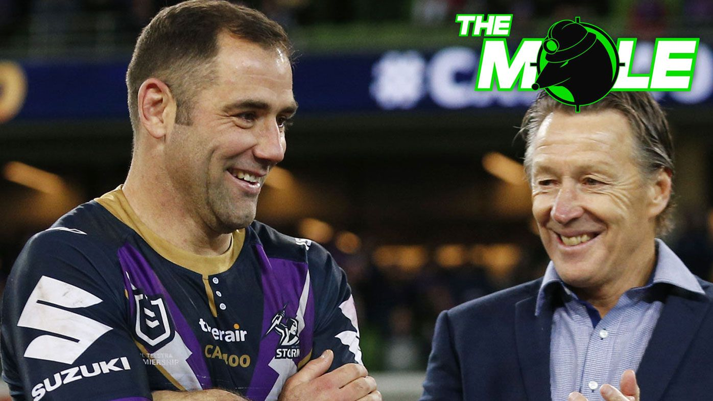 The Mole: Melbourne Storm eyeing off gun Super League, Test prop