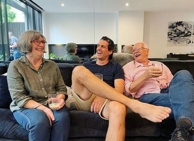 Andy Lee reflects on his mum's brain illness, podcast