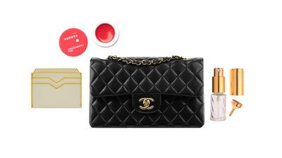 The classic evening bag