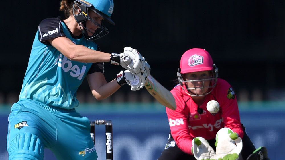 WBBL boasts big early TV audience