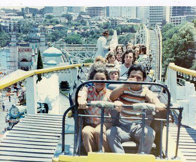 Restoration of roller coaster