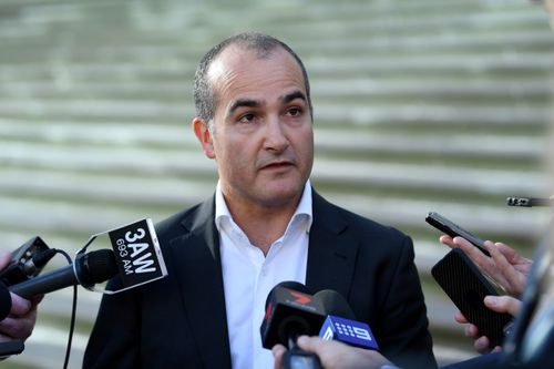 Acting Premier James Merlino has said the Victorian government is committed to tackling crimes committed by youth gangs (AAP).