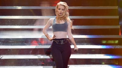 Iggy on quitting social media after body bullying: