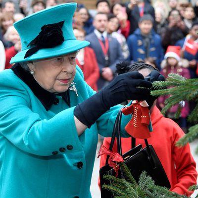 <strong>Queen Elizabeth II</strong>
