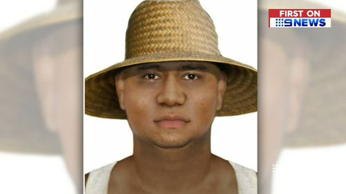 Police are searching for this man over the incident on December 1.