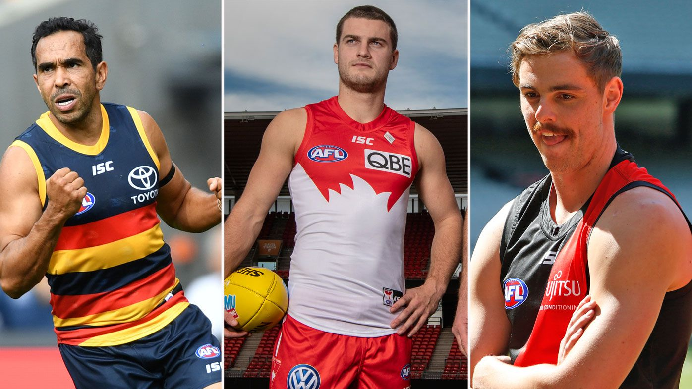 It was a lively day in AFL trades