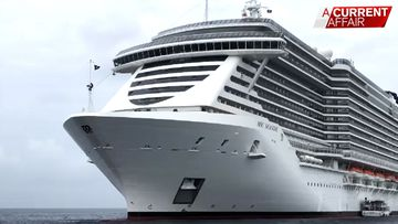 Pensioners lose life savings to cruise company
