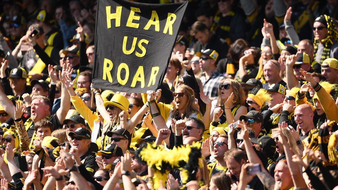 AFL clubs hopeful of capacity crowds at MCG for 2021 season