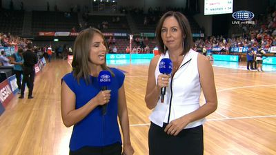 NSW Swifts score Super Netball win over Collingwood Magpies