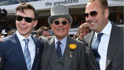 Lloyd Williams had six of the 23 horses in the 2017 Melbourne Cup adding to his collection of Cup victories with his sixth triumph at Flemington, a new record.