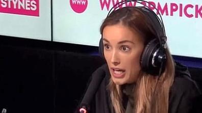 Rebecca Judd hosting KIIS FM