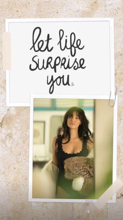 Gossip Girl, Jessica Szohr, pregnant, Instagram announcement