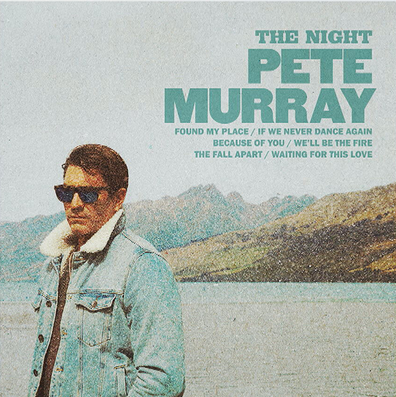 Murray's new EP 'The Night' is out now.