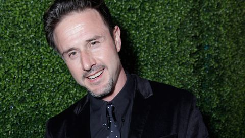 David Arquette - we never noticed he was such a fivehead