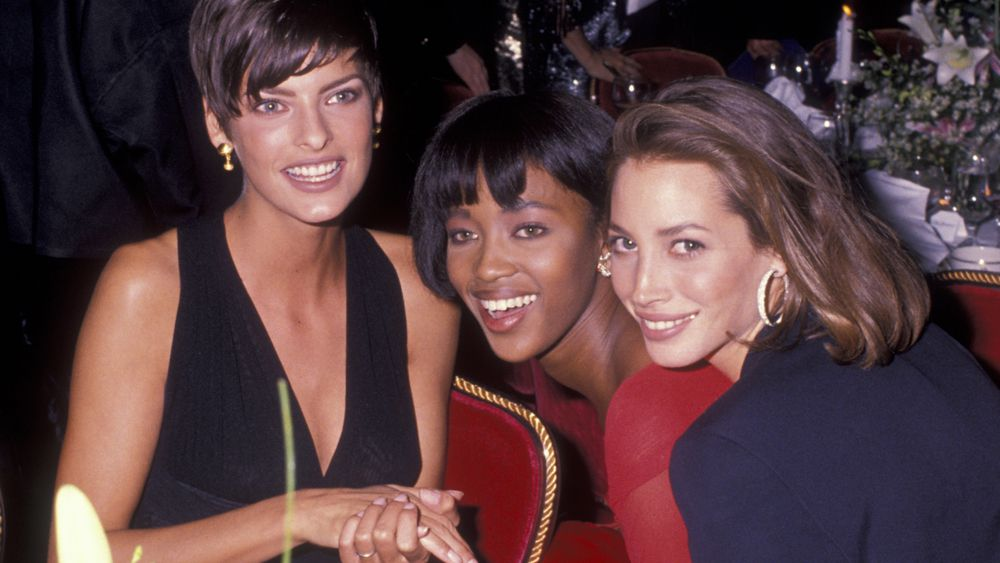 The friends, foes and fashion of Naomi Campbell