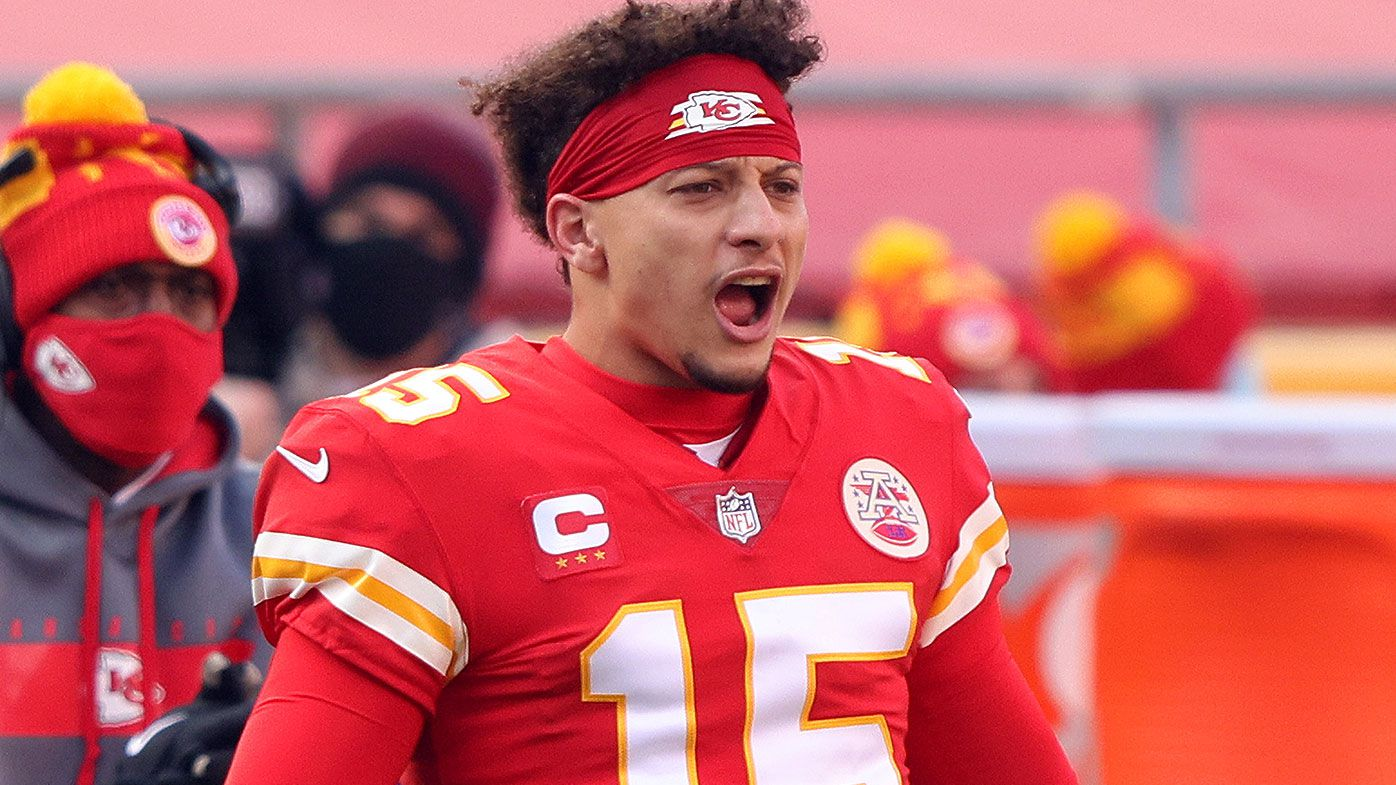 Chiefs quarterback Patrick Mahomes cleared to play in AFC championship game