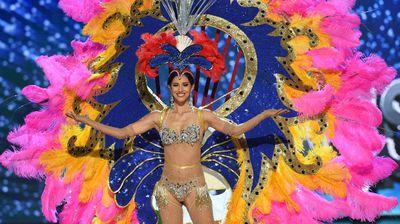 Miss US Virgin Islands, Carolyn Carter
