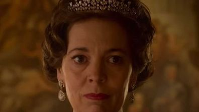 Olivia Coleman in The Crown.