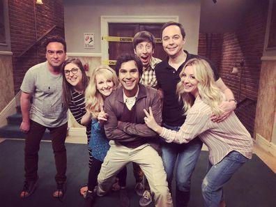 Big Bang Theory, cast, Melissa Rauch