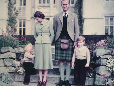 The Queen and Prince Philip waited ten years after having Prince Charles and Princess Anne before having their next two children.