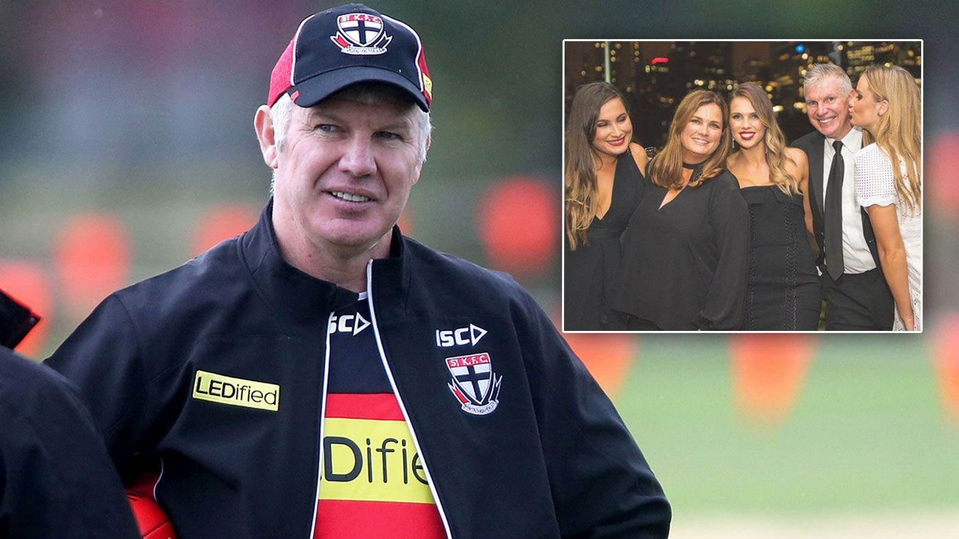 'We miss you': Danny Frawley's wife Anita pens emotional letter amid speculation over 'circumstances' of AFL legend's death
