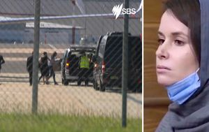 Kylie Moore-Gilbert lands in Australia after being released from Iranian custody