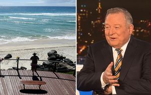 9News Unmasked episode four: Peter Hitchener reminisces about his favourite family holiday