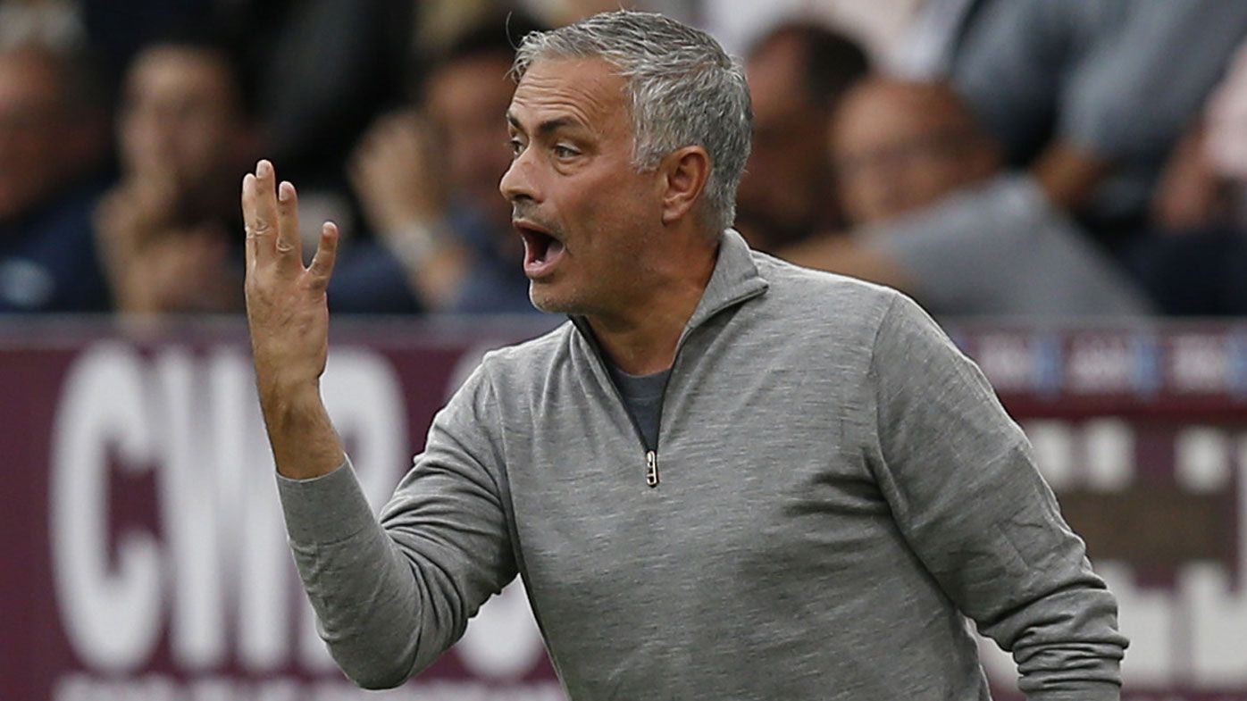 Manchester United manager Jose Mourinho accepts sentence in tax case