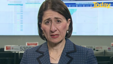 Gladys Berejiklian has vowed action over the Newmarch cluster.